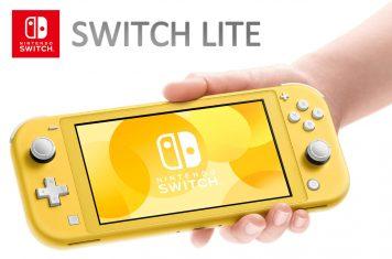 Nintendo Switch Lite kopen vanaf september 2019