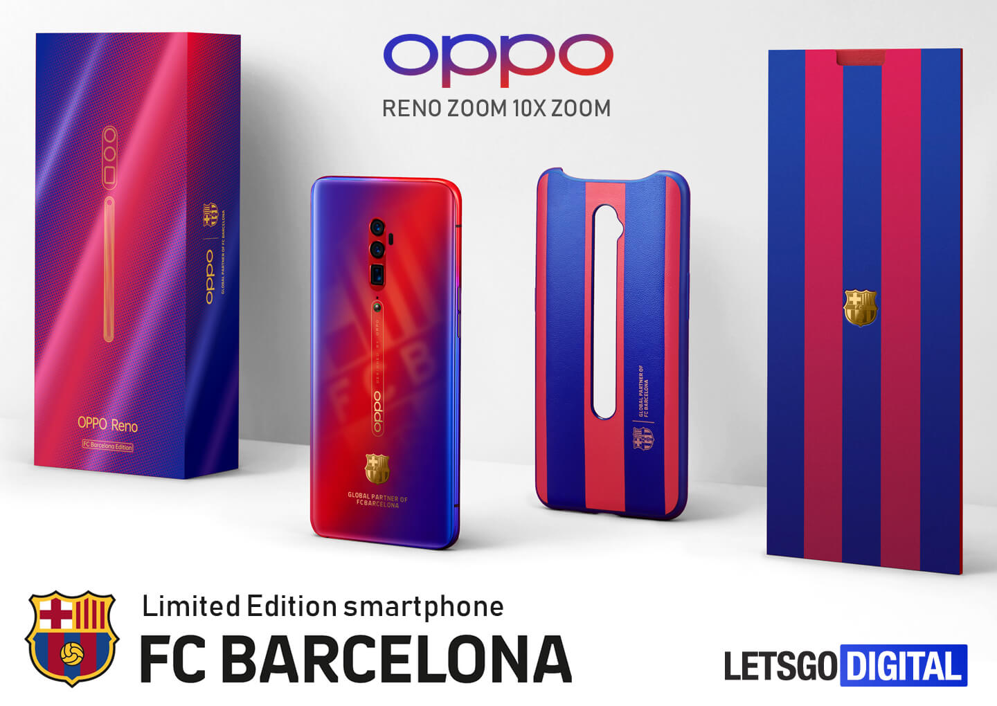 Oppo Limited Edition telefoon