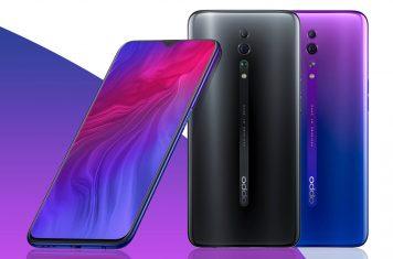 Oppo Reno 2019 smartphones