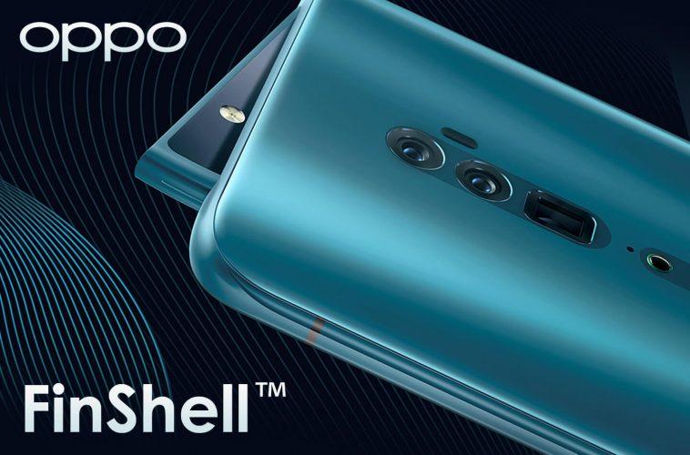 Oppo Reno smartphone case
