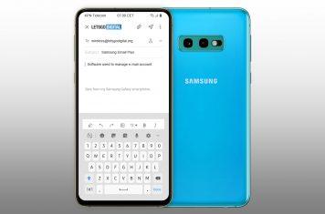 Samsung Email Plus smartphone app