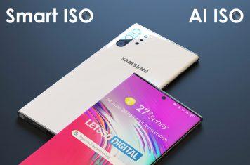 Samsung Galaxy Note 10 Ai camera