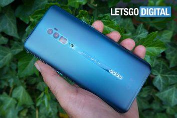 Smartphone cover Oppo Reno 10x zoom
