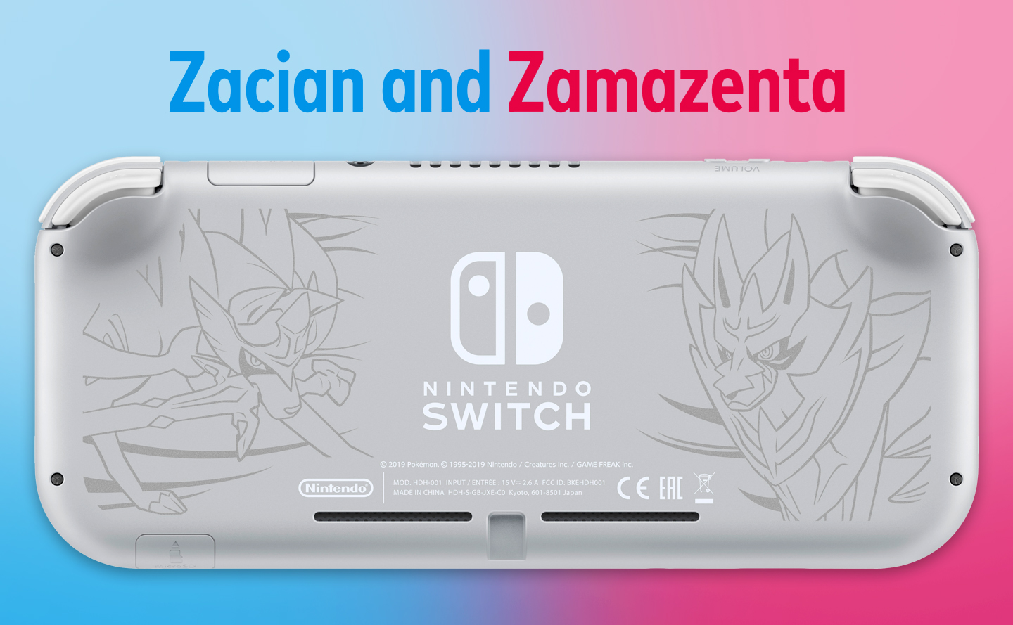 Switch Lite Limited Edition