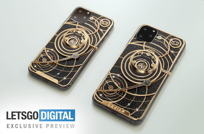 Apple telefoons