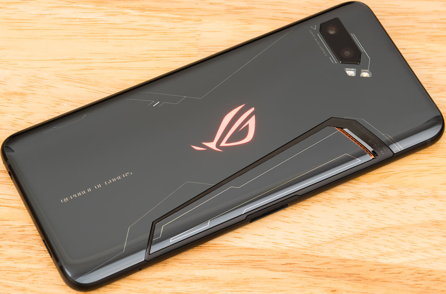 High-end gaming smartphone