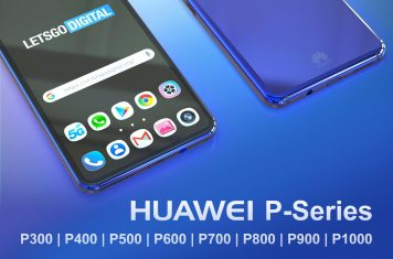 Huawei P-Serie smartphones