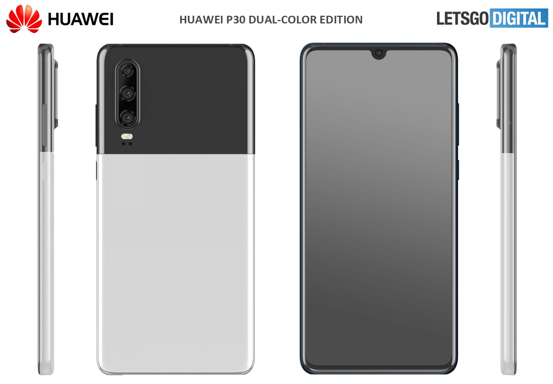 Huawei P30 kleuren