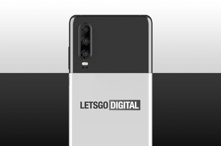 Huawei P30 toestel