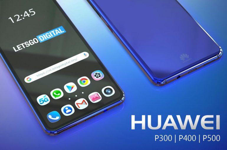 Huawei P300