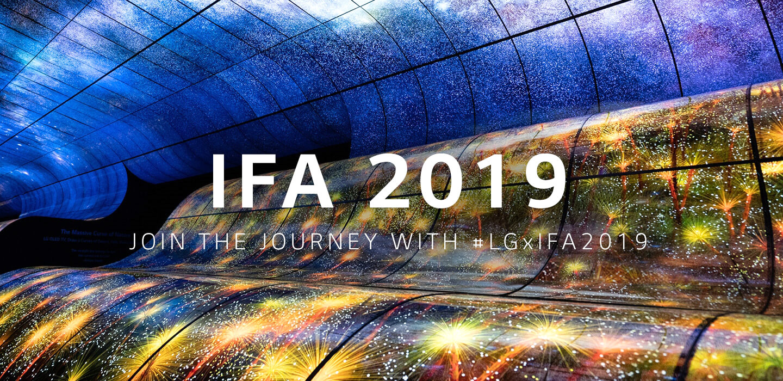 LG IFA 2019