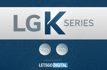 LG K-serie budget telefoons