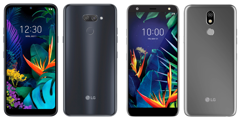 LG K-serie modellen