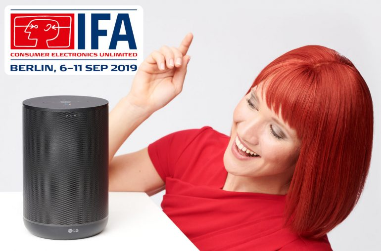 LG smart speaker modellen
