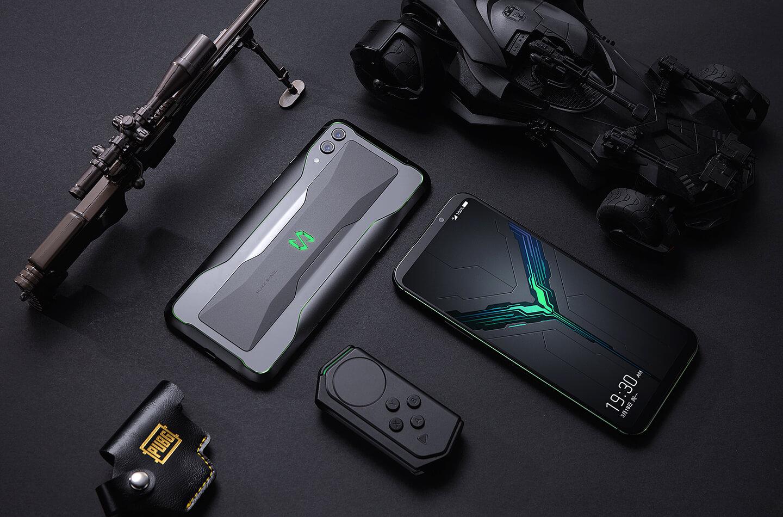 Nieuwe gamesmartphone