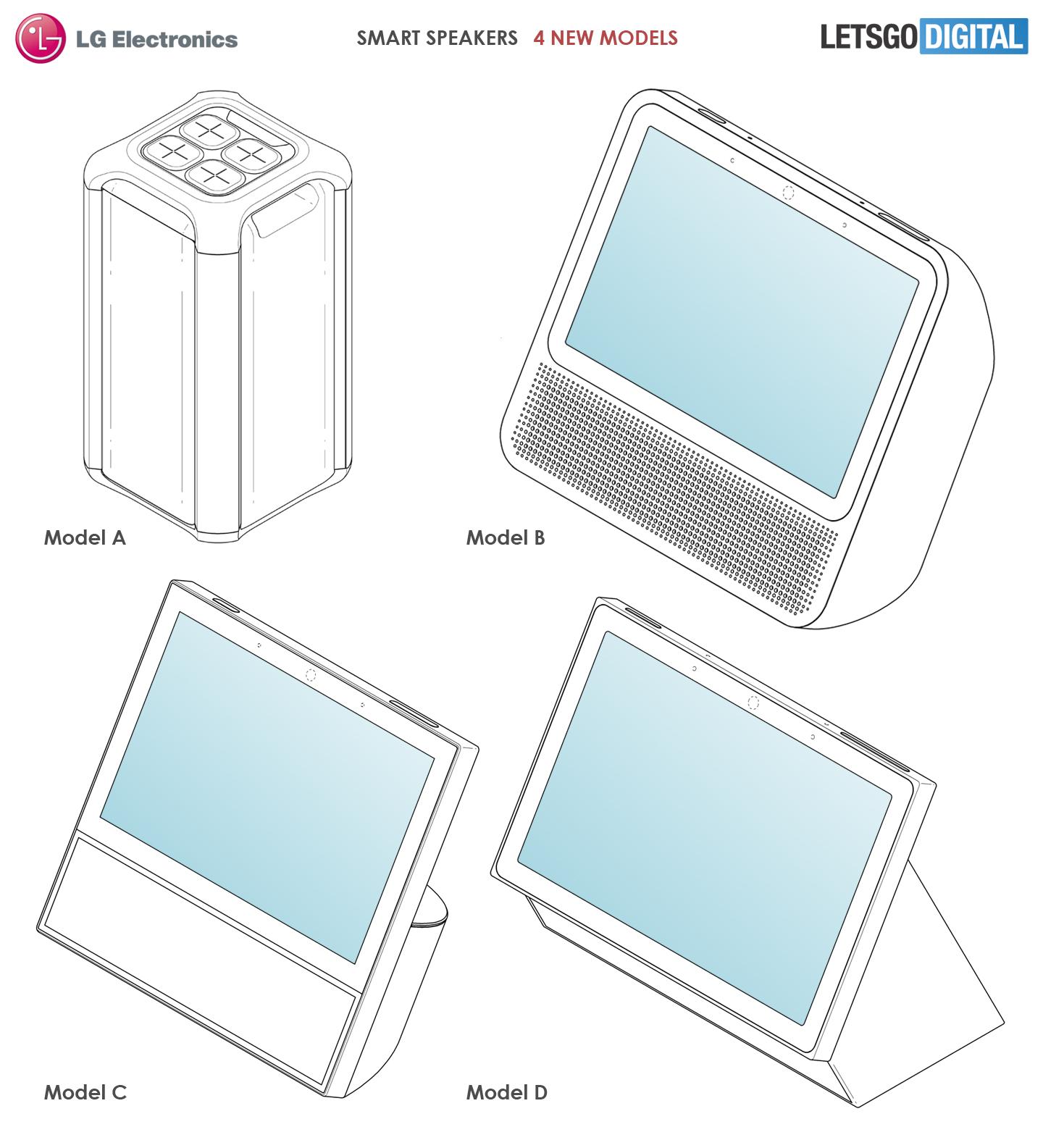 Nieuwe smart speakers