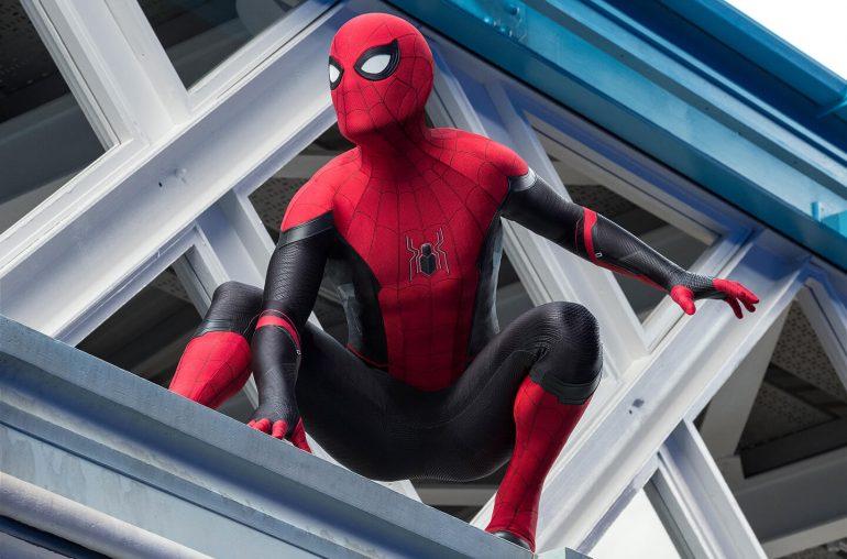 Nieuwe Spiderman film