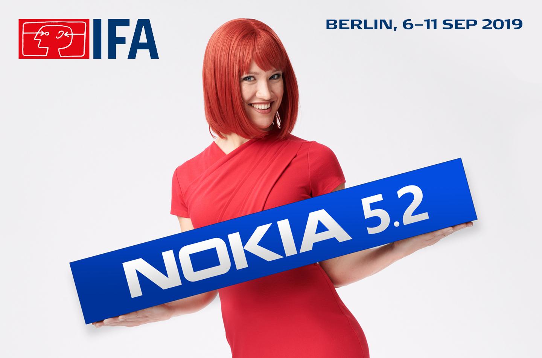 Nokia 5.2 telefoon