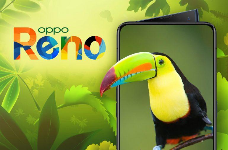 Oppo Reno 2 smartphones
