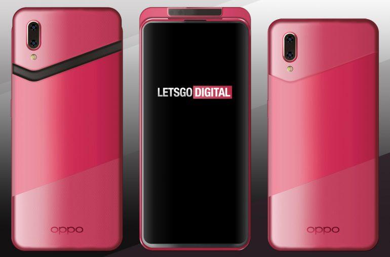 Oppo smartphone nieuw model