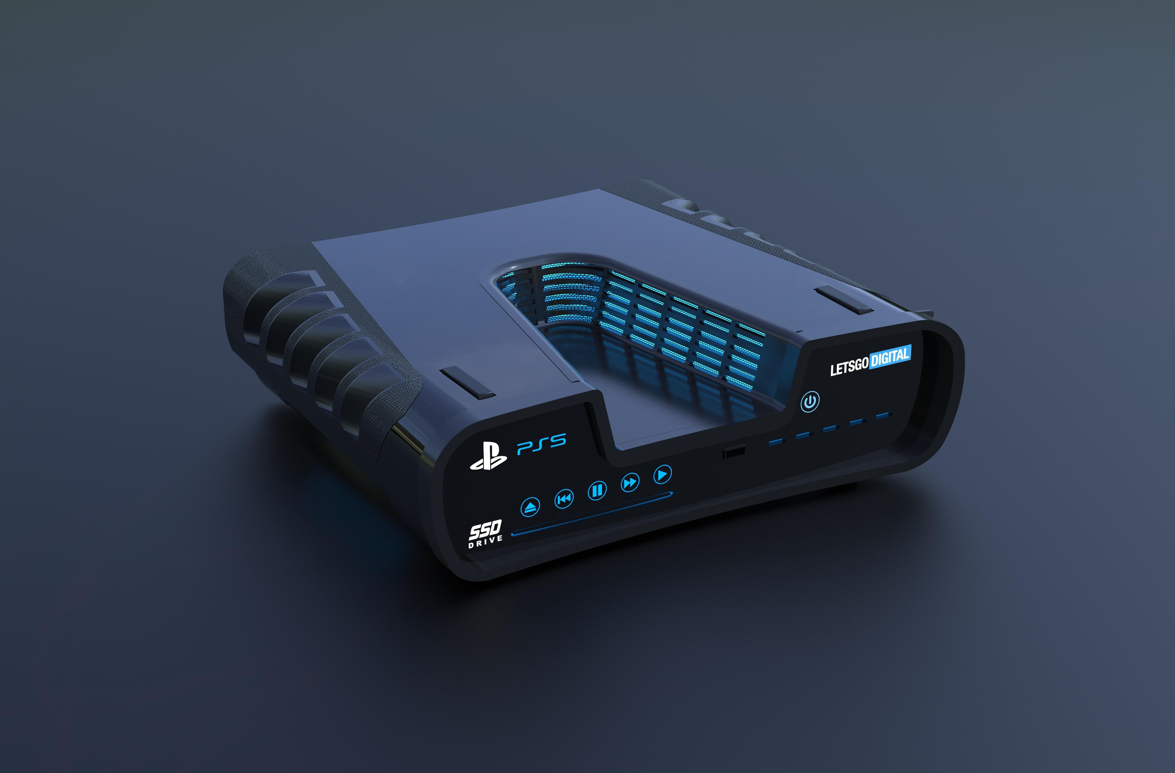 playstation - Así luciría en la vida real el Devkit de PlayStation 5