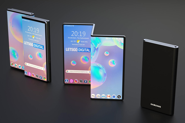 Samsung Galaxy Z-Fold