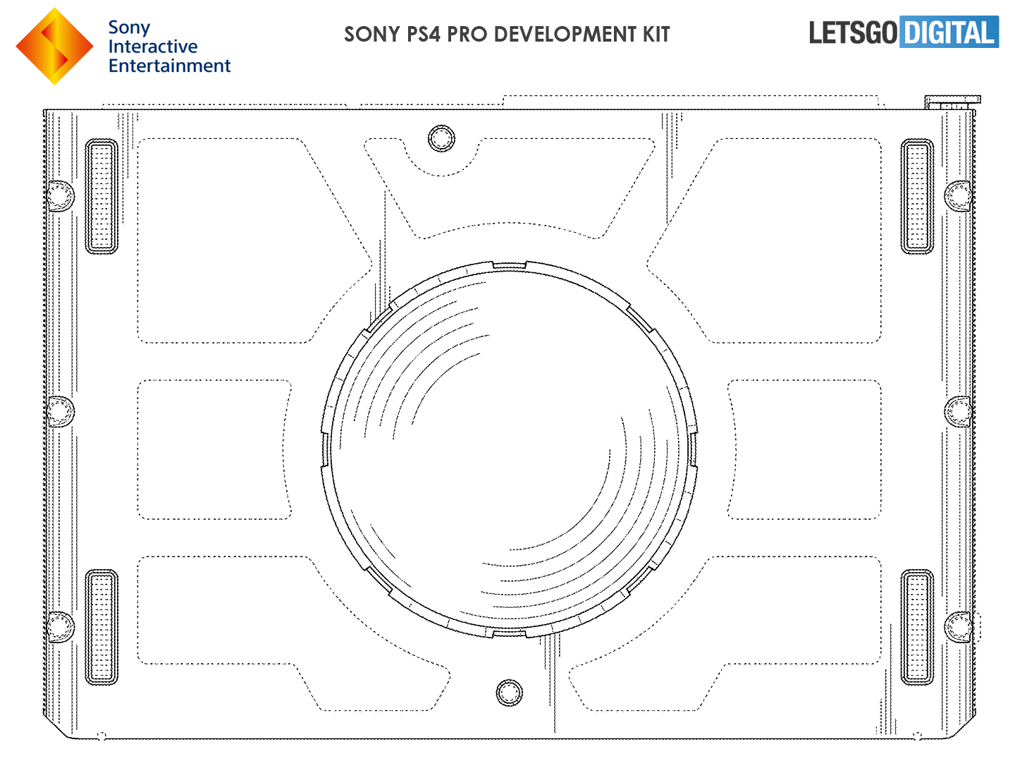 PS5 3D Renders Surface After Patent Leak - PlayStation 5