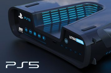 Sony Playstation 5 spelcomputer