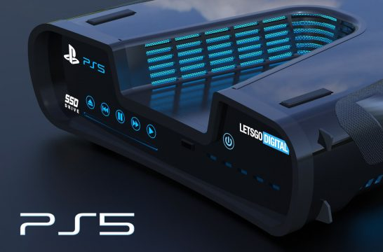 Sony Playstation 5 spelcomputer