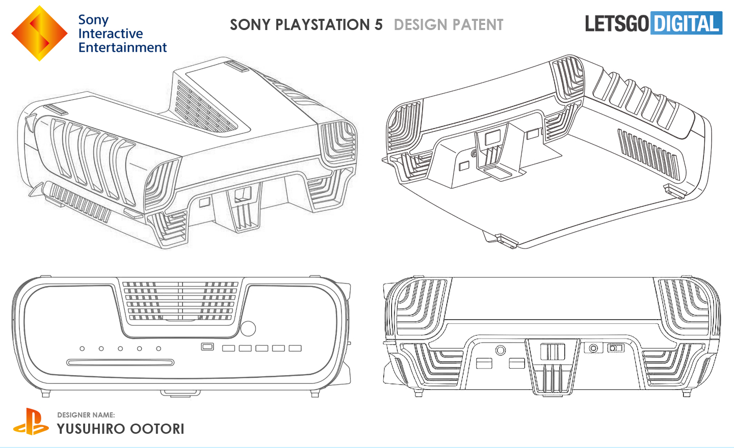 Sony PS5 Development Kit