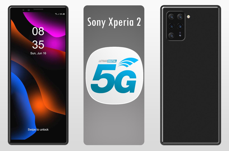 Sony Xperia 2 5G