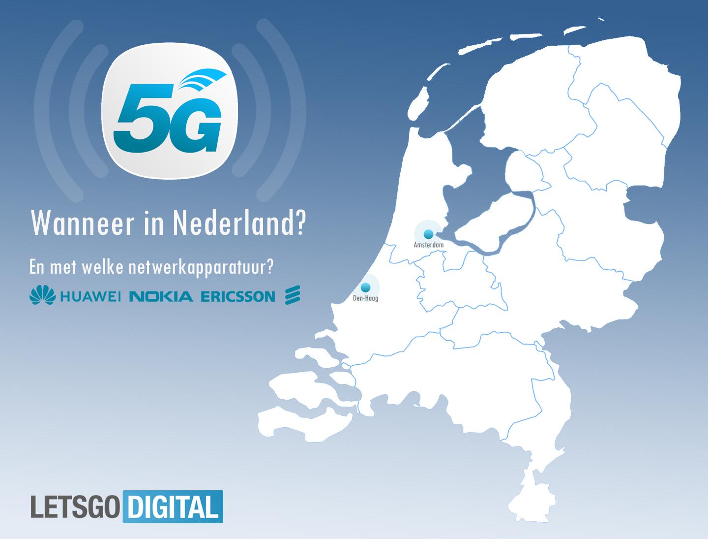 Wanneer 5G Nederland