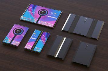 Xiaomi opvouwbare telefoon