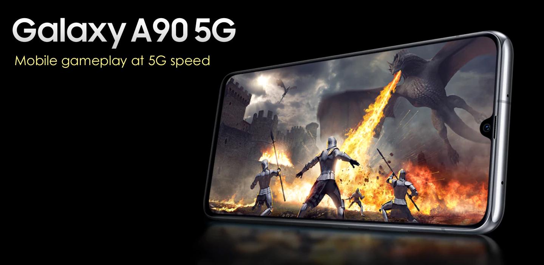 5G mobiel gamen