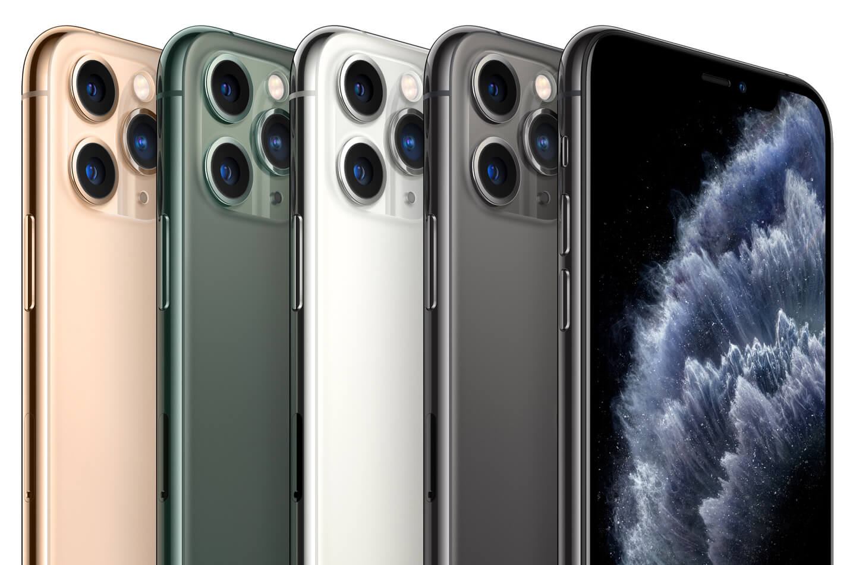 Apple voorziet iPhone 11 Pro Max van beste camera
