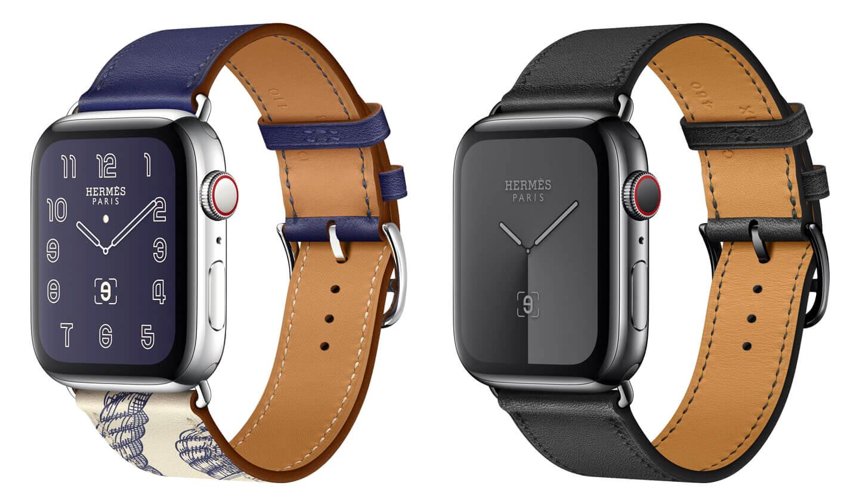 Apple Watch 5 Hermes