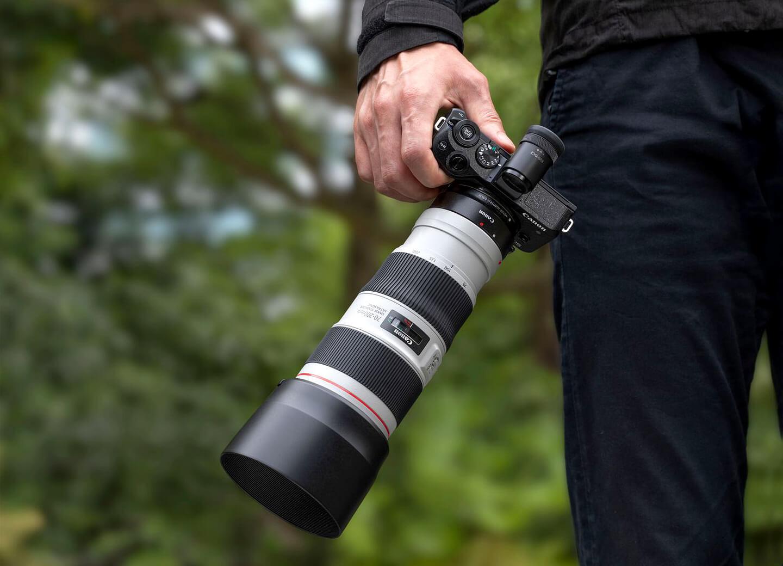Canon EOS systeemcameras