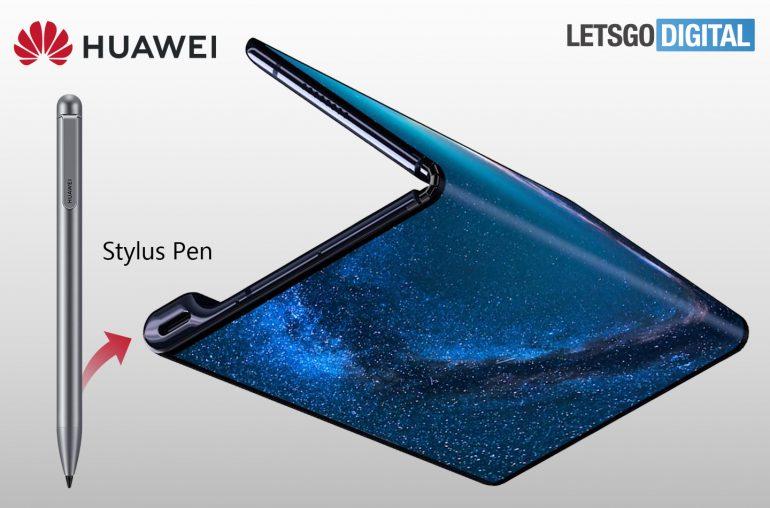 Huawei Mate X 2 Stylus pen