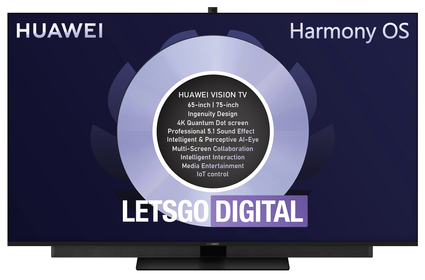 Huawei TV Harmony apps
