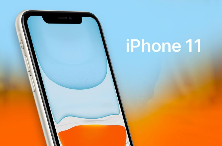 iPhone 11 2019 line-up