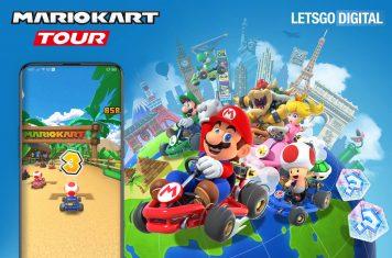 Mari Kart Tour