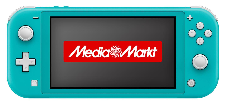 MediaMarkt Nintendo Switch Lite kopen