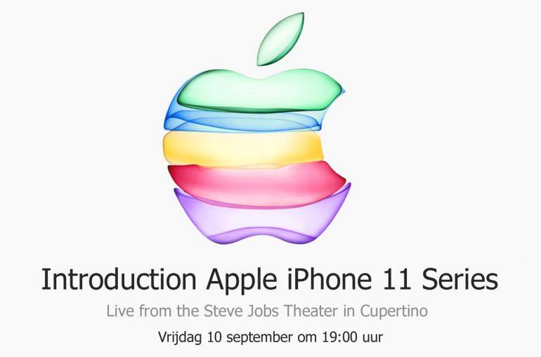 Nieuwe iPone modellen