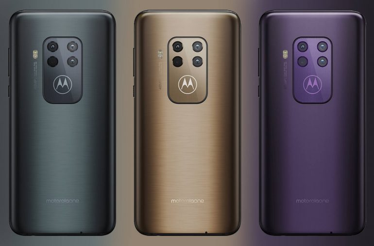 Nieuwe Motorola smartphone