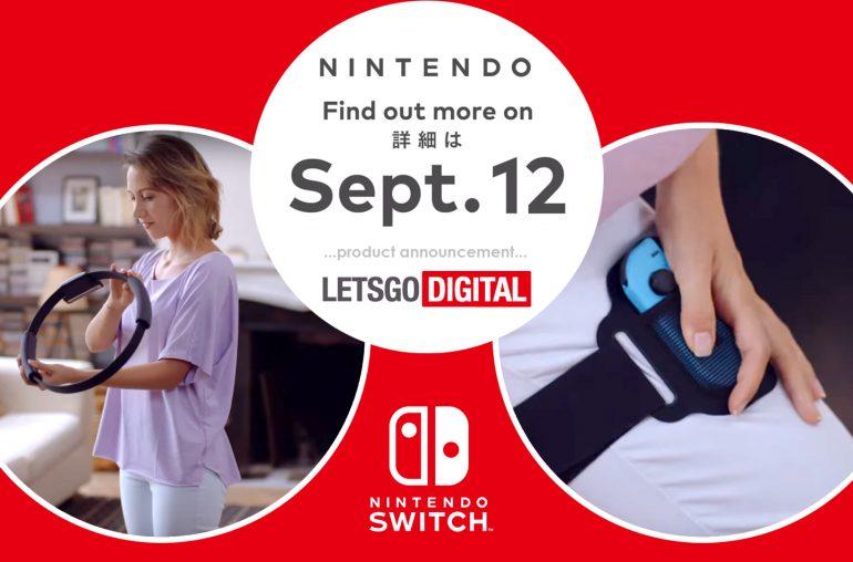 Nieuwe Nintendo Switch accessoire