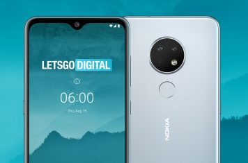 Nokia 6.2 Android One smartphone