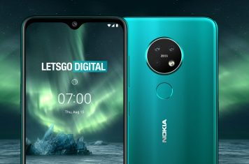 Nokia 7.2 telefoon