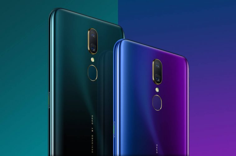 Oppo A9 2020 gaming telefoon