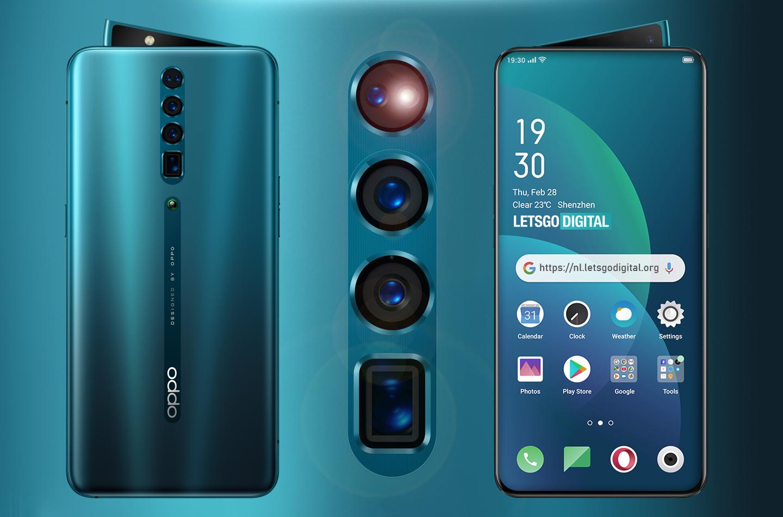 Vernieuwde Reno smartphone