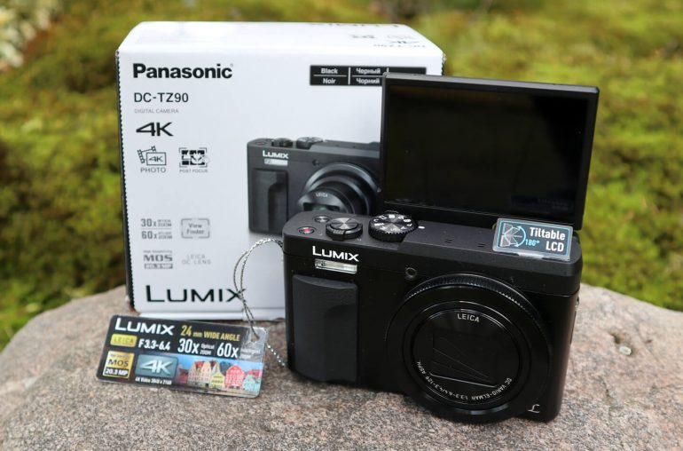 Panasonic Lumix TZ90 review